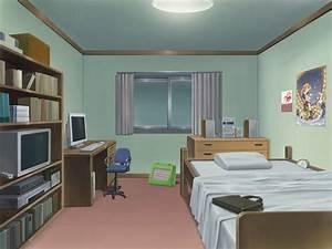Simple, Anime, Room