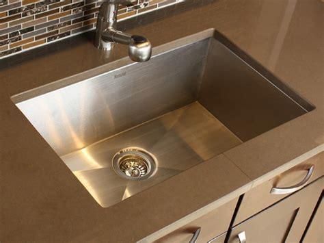 zero radius undermount 28 inch kitchen stainless steel