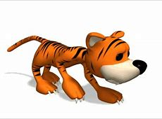 Download Animasi Harimau Bergerak Alamendah's Blog