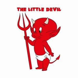 The Little Devil logo Vector - AI PDF - Free Graphics download