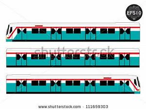 Gallery For > Train Clipart Passenger Side View