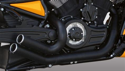 No Limit Custom Drag Pipes 2-2 Exhaust System For Harley