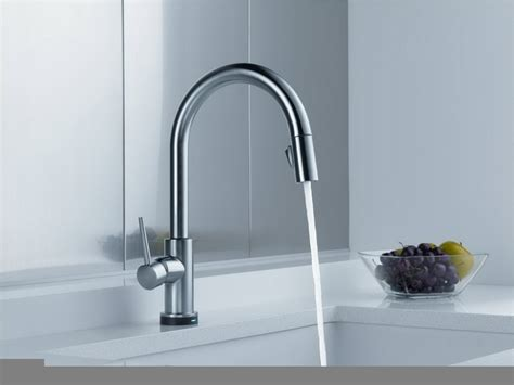 best touch kitchen faucet moen 7385 one touch kitchen faucet