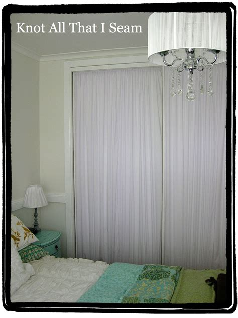 restyle relove fabric covered wardrobe doors
