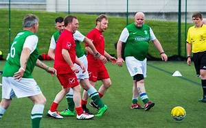 Walking football: the sporting craze helping men to battle ...