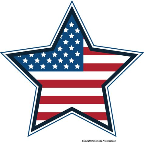 Clipart American Flag Free American Flags Clipart