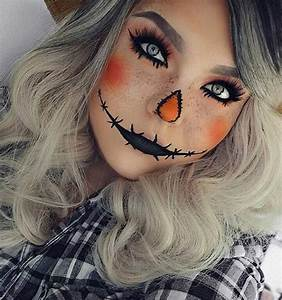 23 Cute Makeup Ideas for Halloween 2017 | StayGlam