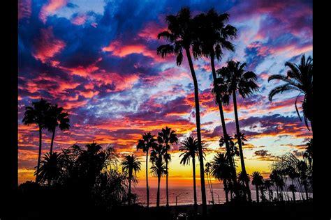 beautiful sunset socal style fairmont moments