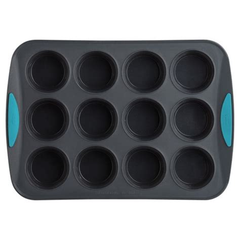 muffin silicone pan trudeau target maison 12ct pans cupcake bakeware