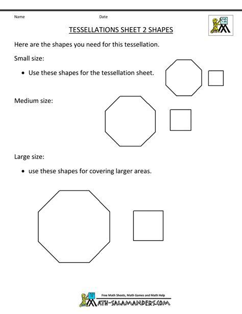 tessellations  geometry