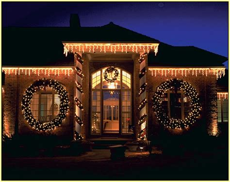 Outdoor Christmas Icicle Lights Home And Furniture - Icicle Lights Outdoor - Democraciaejustica