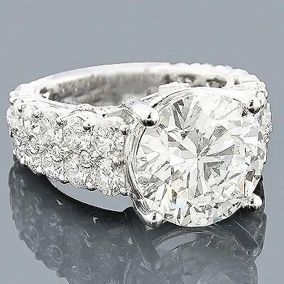 platinum engagement rings expensive ring 8 57 ebay