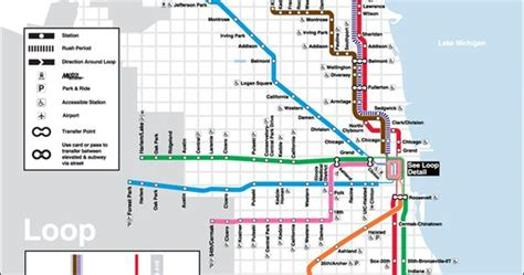 The Cta Train System Is An Old Transportation System In