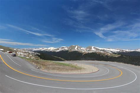 trail ridge road scenic drive drive the nation