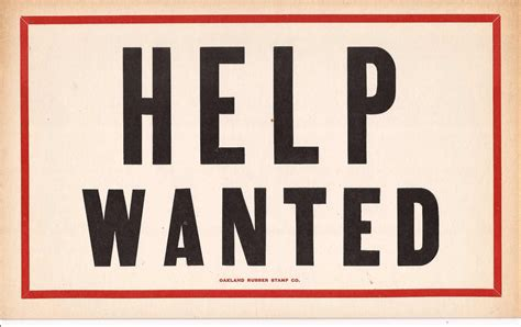 help wanted october 2013 dr strangecollege or how i learned to stop worrying and the journey
