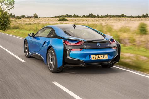 2015 Bmw I8 Options Pricing How Expensive And Bizarre