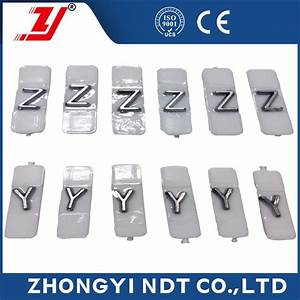 industrial ndt x ray lead letter and number buy lead With x ray lead letters