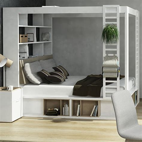 the bed storage shelves 4you bed with storage like no other absolute home