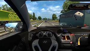 Ets2 - Hyundai Ix35 Animation Test