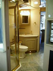 The gallery for --> Tour Bus Bathroom