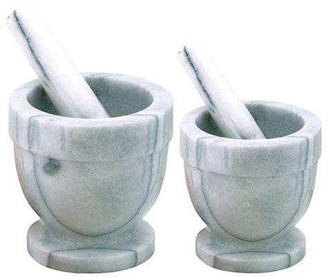 un tamis cuisine mortier en marbre ø 13 cm avec pilon meilleurduchef com