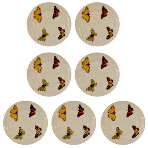 canapé limoges s 7 mid century modern l bernardaud porcelain quot butterfly