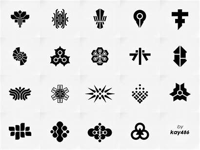Symbols Abstract Symbol Simple Thomas Mark Dribbble