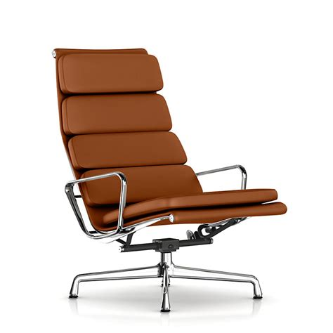 brand new herman miller eames soft pad lounge chairs