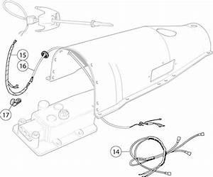 Triumph Tr6 Gearbox Loom