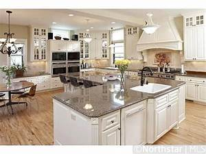 An quotlquot shaped kitchen island kitchen ideas pinterest for L shaped kitchen islands