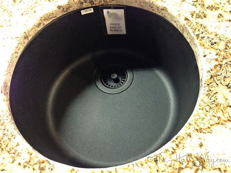 best way to clean granite composite sink finding the one the hall way