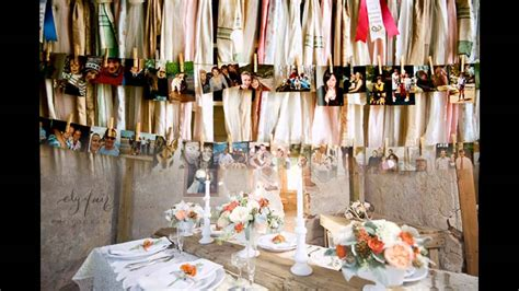 Good diy rustic wedding decorations ideas YouTube