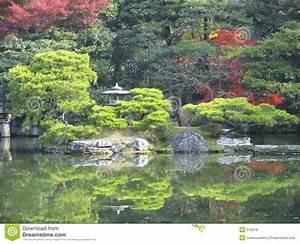 Teich Und Garten : japanischer garten und teich lizenzfreie stockfotos bild 374518 ~ Frokenaadalensverden.com Haus und Dekorationen