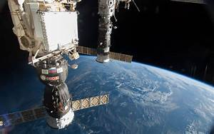 International Space Station Docking - Pics about space