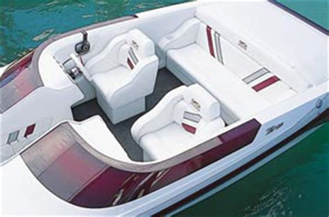 Layout Boat Seat by Lightning 23xs Performance Test Boats