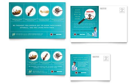 Pest Control Services Postcard Template Design Free Business Card Reader Software For Pc Which American Express Is Best Editor Ideas Gold Rewards From Open Make Mechanical Engineer Civil Template With Only Email