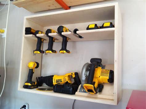 plans  wood frame houses diy power tool storage