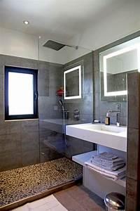 petit salle de bain moderne - petite salle de bains ultra moderne