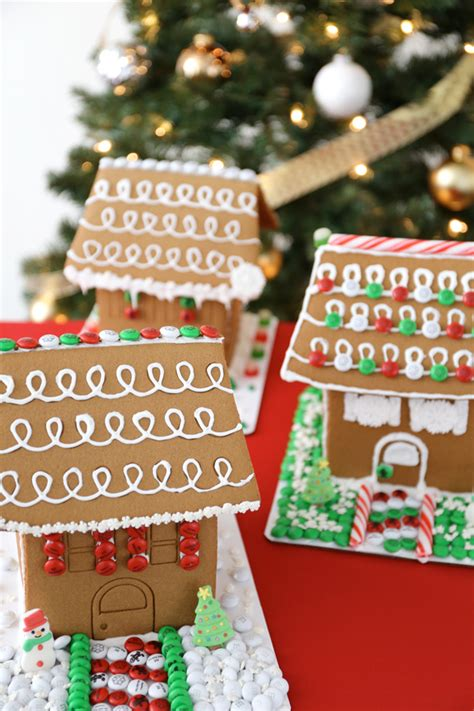 gingerbread house decorating party evite