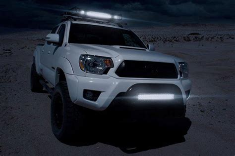 proz row cree led light bars dual row led light