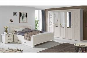 Möbel Landhausstil Onlineshop : forte kashmir schlafzimmer pinia wei m bel letz ihr online shop ~ Eleganceandgraceweddings.com Haus und Dekorationen
