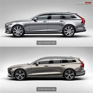 Volvo V60 2018 : 2017 volvo v90 vs 2018 volvo v60 design comparison volvo pinterest volvo v60 volvo and cars ~ Medecine-chirurgie-esthetiques.com Avis de Voitures