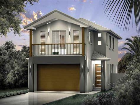 Best Design Narrow Lot Beach House Plans