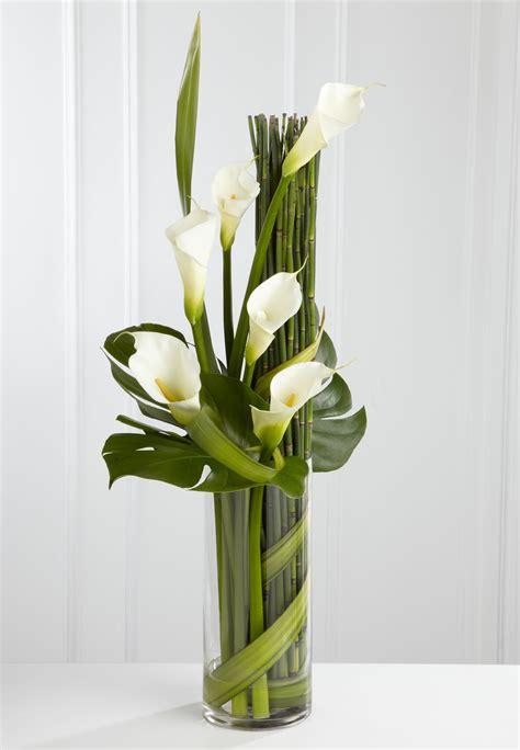 calla lily arrangement  flowersie