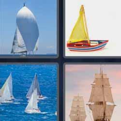Un Barco 4 Fotos 1 Palabra by 4 Fotos 1 Palabra Barco Vela Barca De 4fotos