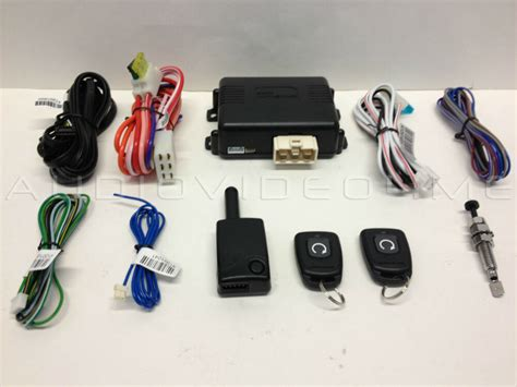 Code Alarm Ca4053/ca4054 One-button Remote Start System