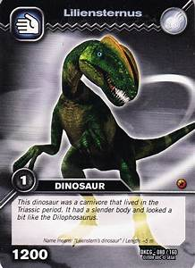Liliensternus   Dinosaur King   FANDOM powered by Wikia