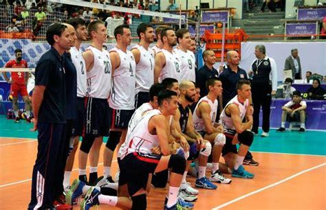 USA Men's National Volleyball Team