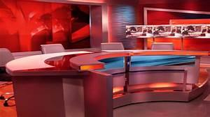 Network 18 Set Design - Talk Shows