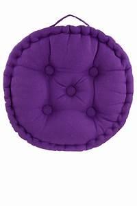 Coussin Rond 50 Cm : coussin de sol rond d 40 x h 8 cm acheter ce produit au ~ Dailycaller-alerts.com Idées de Décoration